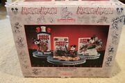 Enesco The Best Of Mickey Mouse Collection Collectors Set 1928