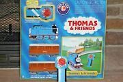 2012 Thomas And Friends Ready To Run Train Set Oval Layout Remote Control Retired