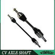 Front Cv Axle Kit Left Right For 2009 Ford Flex 3.5l Awd Limited Sel Sport