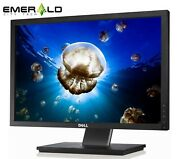 Dell P2210t Black 22 Widescreen1680 X 1050 Resolution Lcd Flat Panel Monitor
