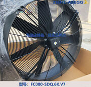 1pcs For Ziehl-abegg Fc080-sdq.6k.v7 Axial Fan Air Conditioning Outdoor Fan
