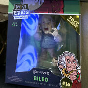 Weta Mini Bilbo Figurine The Lord Of The Rings Limited Model 2019 Sdcc Exclusive