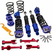Coilovers Shock Absorbers For Ford Mustang 4th 1994-2004 Adj. Height+control Arm