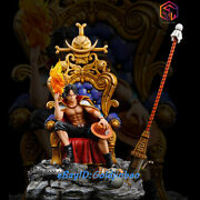 Stay Fount Hope Studio One Piece King Portgas D Ace Gk Collector Resin Statue