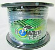 Power Pro Braided Spectra Fishing Line 3000 Yards 65 Lb Moss Green Brand New