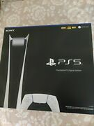 Andnbspps5 Digital Version -andnbsp Brand New Ps5 In Hand Free Shipping Usps Priority