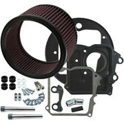 Sands Cycle 170-0227c Air Cleaner Kit W/o Cover Indian Chief 111 Abs Vintage 2014