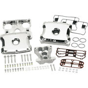 90-4095 Chrome Rocker Boxes Harley Fxrs-sp 1340 Low Rider Sport Edition 1988