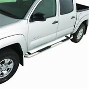 Smittybilt Tn1160-s4s Sure Step Side Bar For 05-16 Tacoma Stainless 3 No Drill