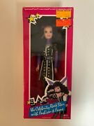 Vintage 1986 Creata Lace The Celebrity Rock Star Doll Nrfb No. 1681