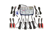Tm-454 Optimate 3 Charger 4 Outputs Battery Professional Mens Tour 12v 08a