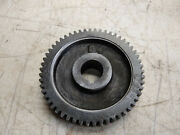 Vintage South Bend Metal Lathe Change Gear 54t Tooth 7/8 Bore 4 Dia. .8