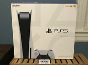 🚨sony Playstation 5 Console Disc Version Brand New In Hand Ready To Ship🚨