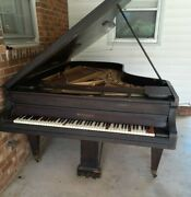 Wm Knabe And Co Baltimore Piano 74684