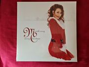 Mariah Carey Merry Christmas Mc30 🦋 Limited Red Vinyl Record Lp Sold Out