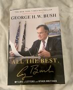All The Best President George H. W. Bush Hardcover