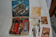 Cox Special Td Tether Sled Car Thimble Drome With Box