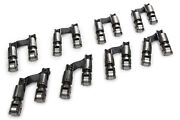 Isky Cams 37296lo180ezmax Bbc Roller Lifters .180 Offset Ez-max Set Of 16