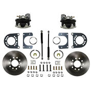 Leed Brakes Rc0001 Rear Disc Brake Conversi On Ford 8in And 9in