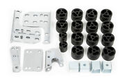 Performance Accessories Pa60402 For 17 Dodge Ram 1500 4wd 2in Body Lift Kit