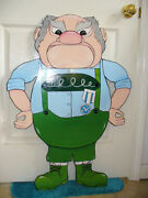 Burger Mister From Santa Claus Is Coming To Town Christmas Lawn Yard Art Decor