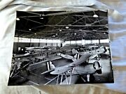 Vintage Real Photo Airplanes Us Navy At Sfo Or Oakland Ca 1920's