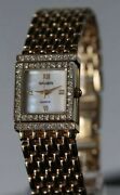 Gruen Ladies Watch Gr8709 Ruby And Mother Of Pearl...