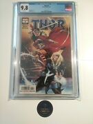 Thor 4 Cgc 9.8 Nm/mt Donny Cates 1st Cameo Appearance Black Winter
