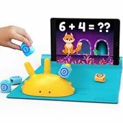 Math Games With Stories And Puzzles For 5-10 Years Educational Toys For Kids Gift