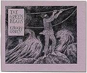 Edward Gorey / The Green Beads First Edition 1978