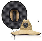Salt Armour Brim Straw Hat Carbon Fiber/sun Protectant/breathable/lightweight