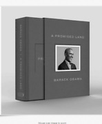 Barack Obama Book A Promised Land Deluxe Edition Signed Autograph Edition