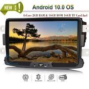 Android 10.0 Car Radio Gps Sat Nav Wifi Bt For Renault Dacia Duster Dokker Lodgy