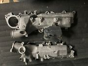 Rt And Lft Intake Manifolds S119zv For Sprinter 2500 3500 Comes With Swirl Motor.