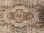 Upholstery Fabric Heavy 6 Yards By 54 Wide Beige, Tan, Rust And Browns