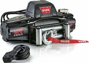 Warn 103252 Vr Evo 10 Electric 12v Dc Winch With Steel Cable - 10,000 Lb Cap