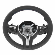 Upgrade For F80 M3 Style Steering Wheel With Paddle Shifters For 3 Series E46/m3