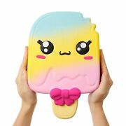 Anboor 11 Inches Jumbo Squishies Popsicle Kawaii Scented Soft Slow Rising Gia...