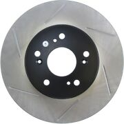Stoptech 126.40029sr Sport Slotted Brake Rotor For 91-96 Acura Nsx New