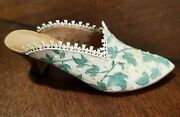 Just The Right Shoe By Raine 1999 Touch Of Lace Signed 25061