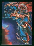 1994 Flair Marvel Annual Trading Card 117 The New Ravage Nm-mt High End Break