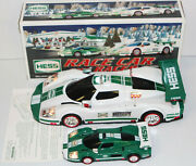 Hess Gasoline Vehicle - 2009 Toy Truck 2 Racer And Race Cars Mib Christmas Tested