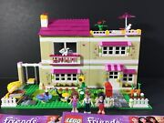 Lego Friends 3315 Olivia's House 100 Complete W/ Manuals No Box 2012