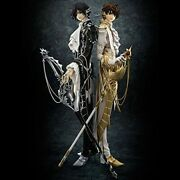 Mega House G.e.m. Series Code Geass Lelouch Of The Rebellion Lelouch And Suzaku