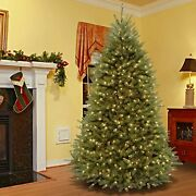Christmas Tree Multicolor And 10 Different Fneedle Dual Color Led Lights