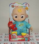 Brand New In Box Cocomelon Jj Musical Bedtime Doll