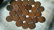 Indian Head Cent Half-roll - All Full Liberty - 1900and039s Dates - Read Description