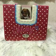 Shirley Temple Dress Up Doll Figure Trunk Case Bag Novelty Clothes