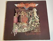 Steven Tyler Signed Aerosmith Toys In The Attic Lp Record Album Vinyl - K9 Coa