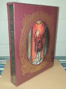 Easton Press A Christmas Carol Deluxe Limited Illustrated Signed By Cangilia New